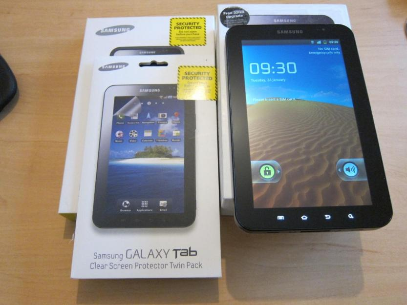 Samsung Galaxy tab GT-P1000 photo