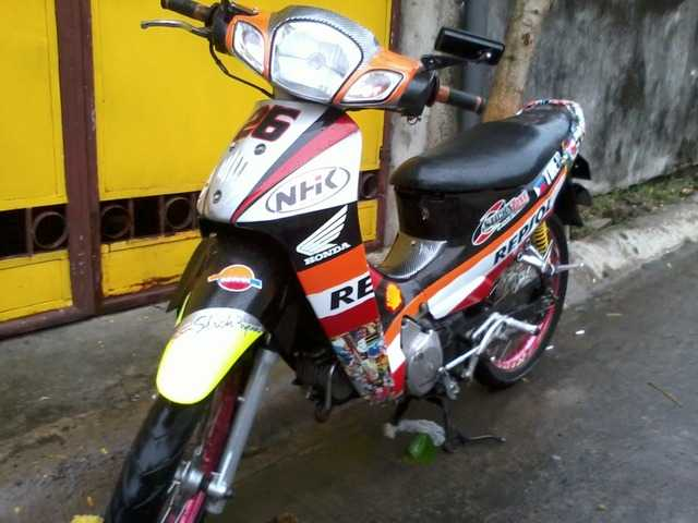 honda wave S125 photo