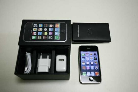 iphone 3G S 16 GB photo