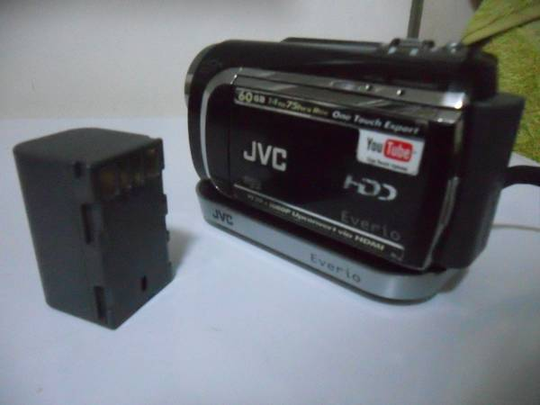 JVC Digital Video Camera photo
