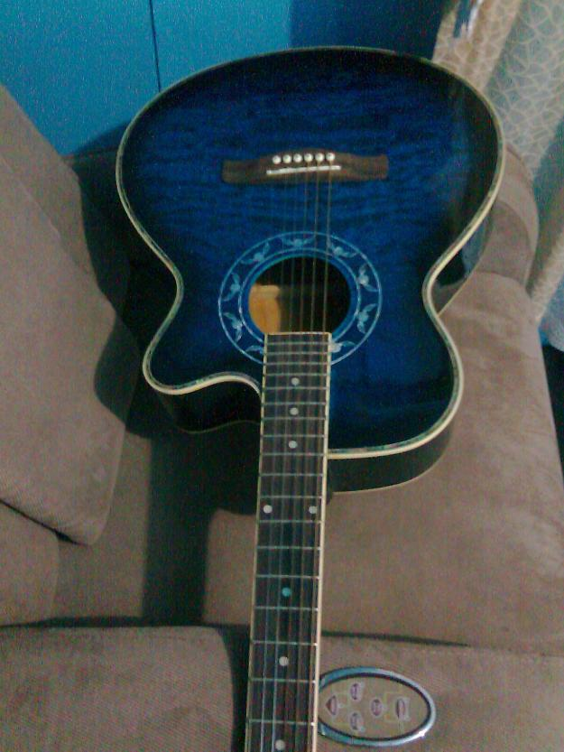 Davis Acoustic Guitar Used Philippines