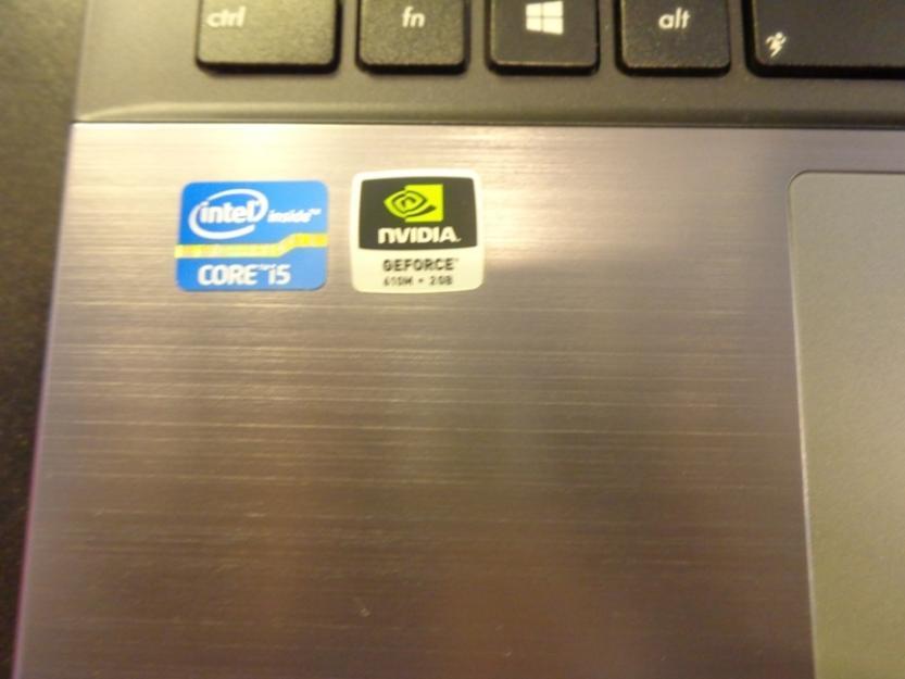 Asus A55vd Core I5 3rd Gen 500gb 2gb Nvidia Geforce 610m