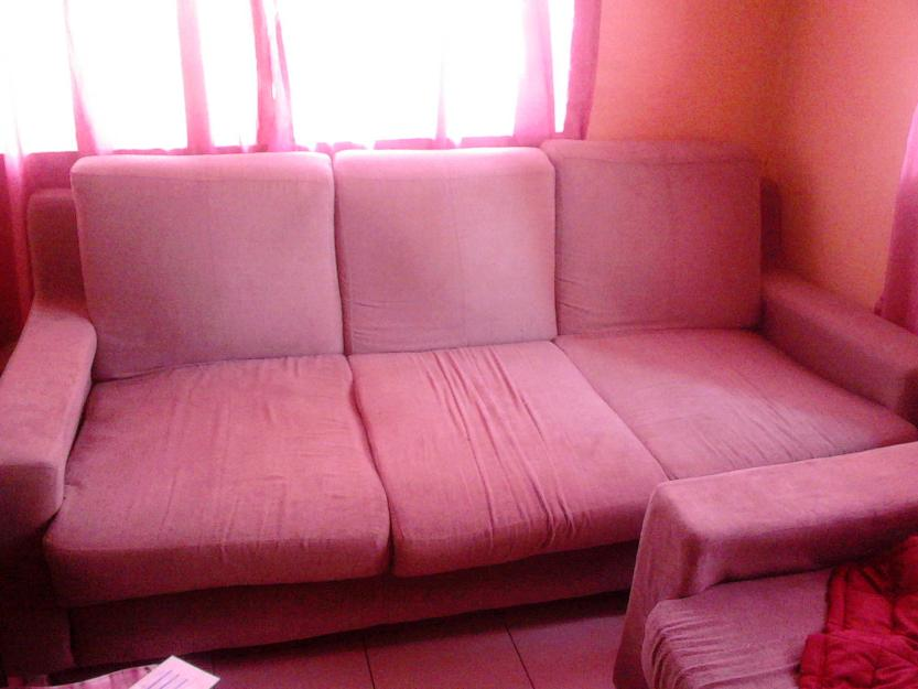 Pink Sofa Rush Sale photo