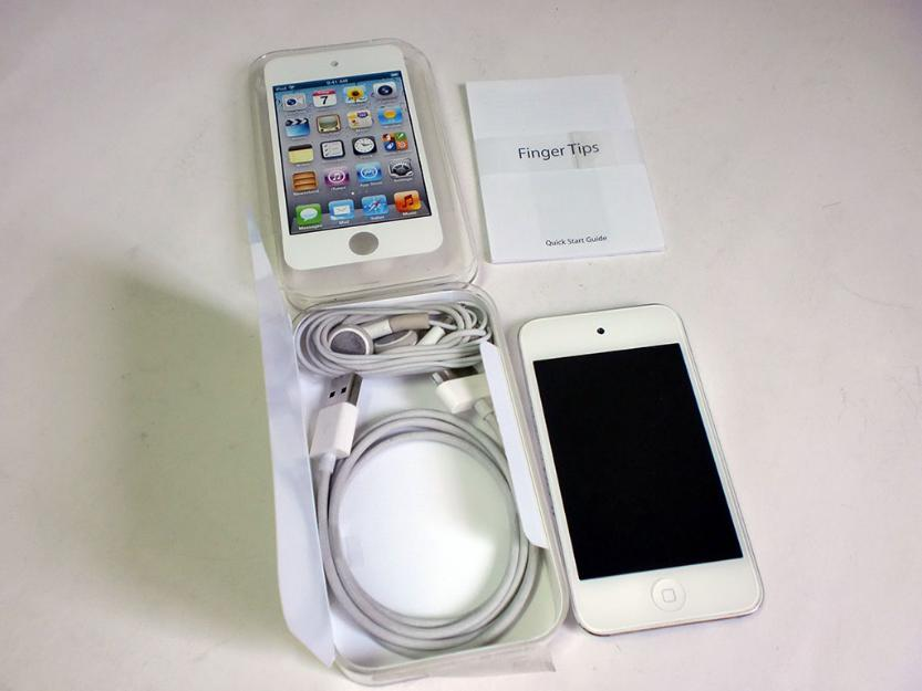 ipod touch 4th gen 32gb white photo