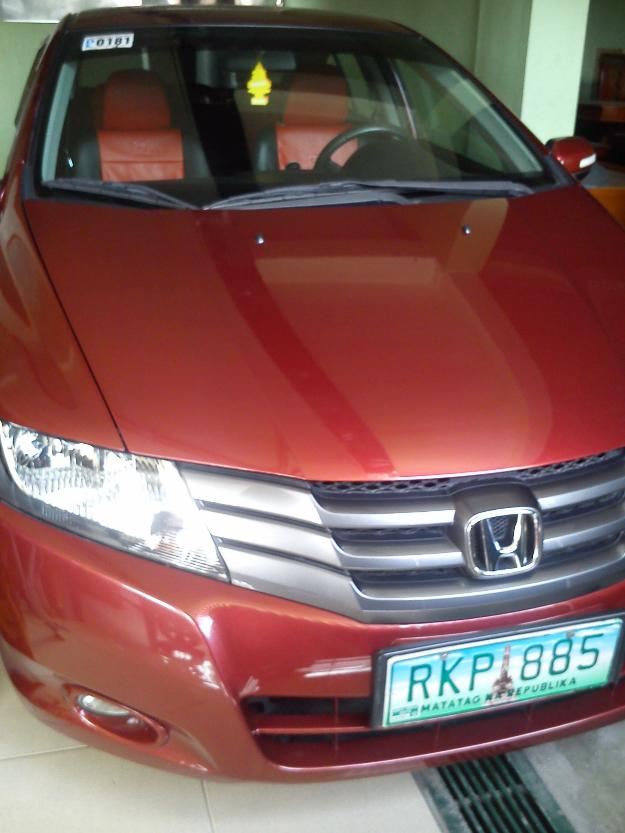 2011 Honda City A/T photo