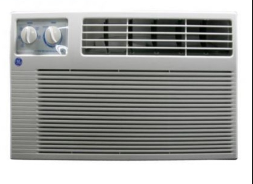 GE Aircon window type photo