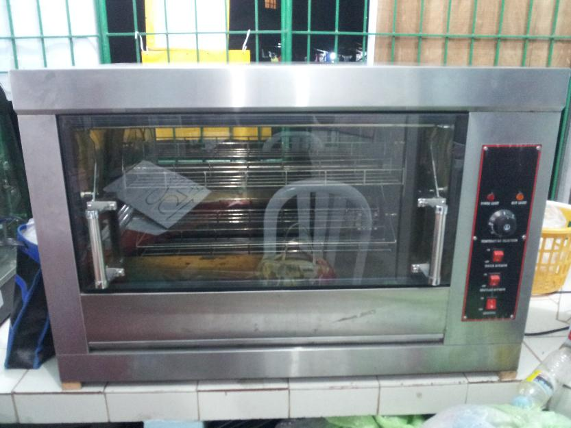 how to use the oven of la germania