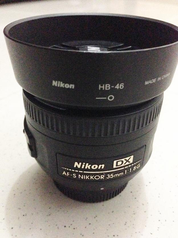 35mm f/1.8G AF-S DX Nikon Lens photo