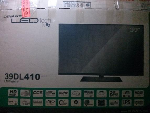 Devant LEDTech TV 39-inch photo