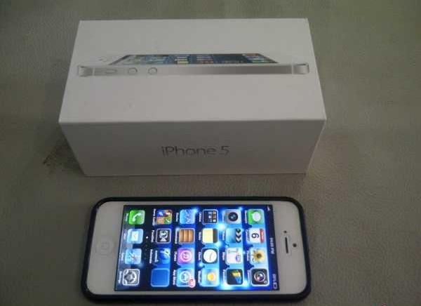 Openline Apple Iphone 5 32gb White photo