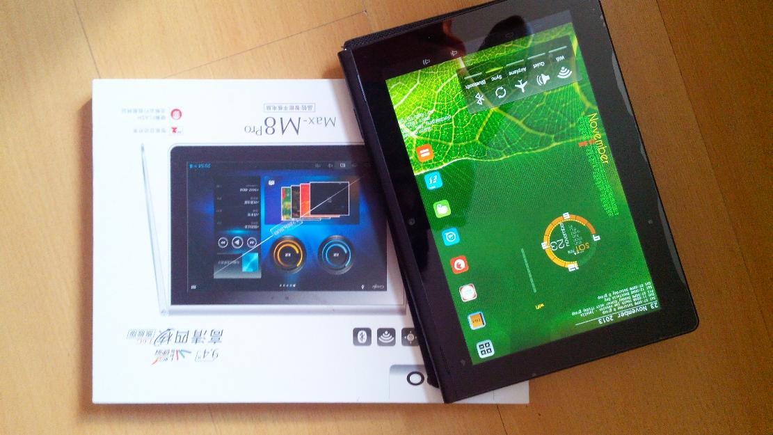 Pipo M8 Pro - Quadcore 9.4 inch tablet photo