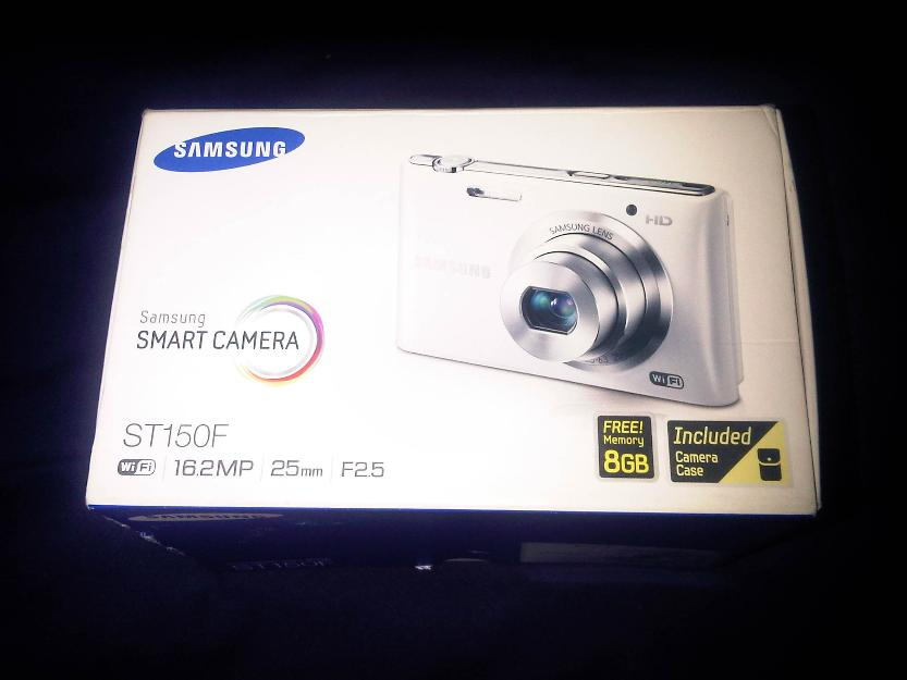 ST150F Samsung wifi camera photo