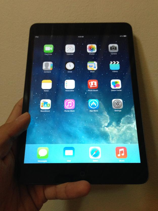 Black Ipad Mini 32gb Original photo