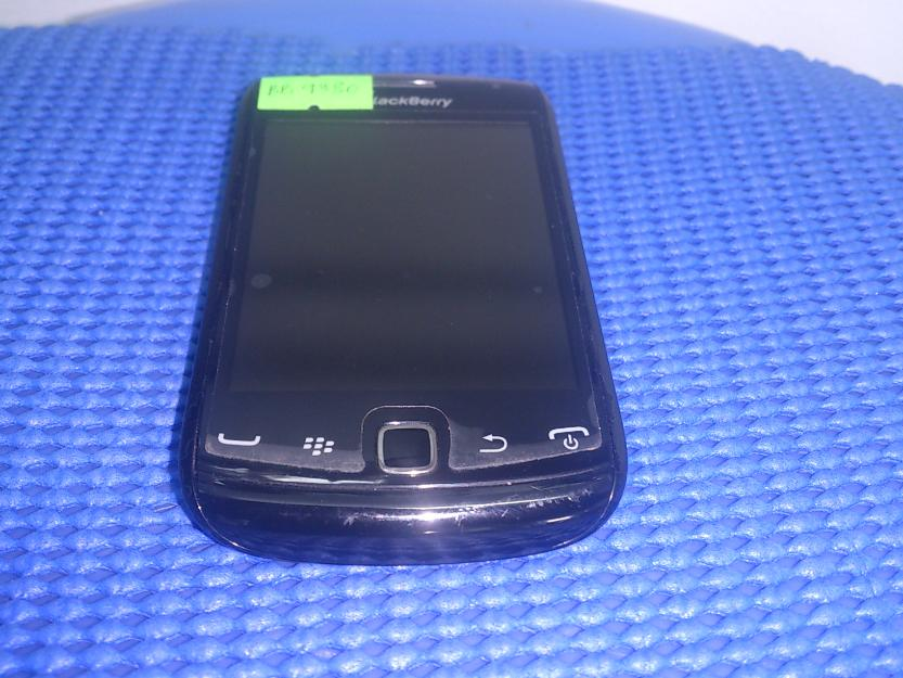 Touchscreen blackberry curve 9380 3G photo