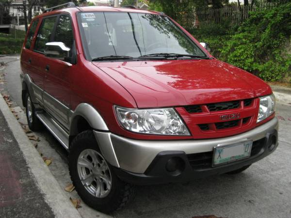 Isuzu Croswind Sportivo XUV Diesel Automatic 2005 photo