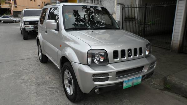 2010 Suzuki Jimny MT 4x4 photo