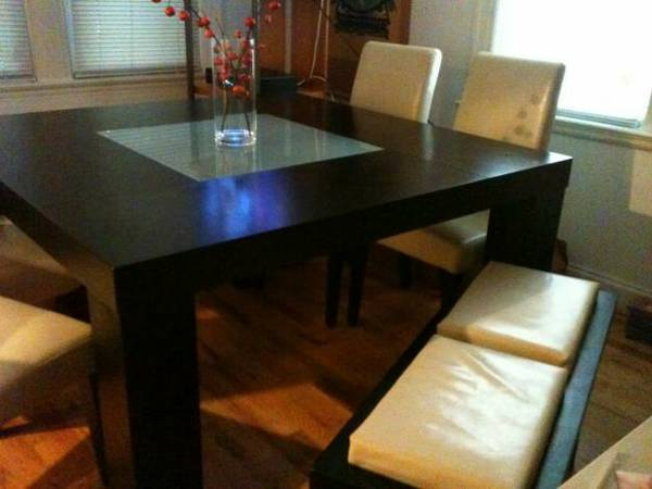 Benzene 6-seater Dining Set photo
