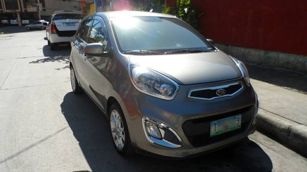 2011 Kia Picanto EX photo