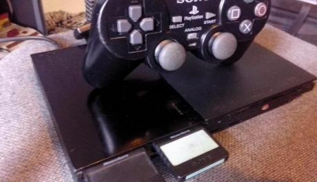 Modified Playstation 2 ps2 scph 90006 photo