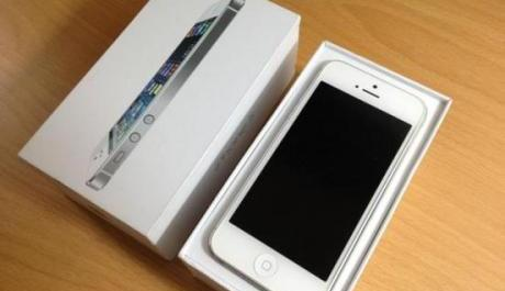 16gb Iphone 5 White photo