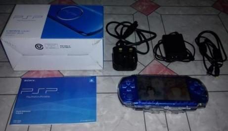 Blue PSP 3006 limited edition photo