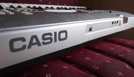 CASIO CTK-800 Piano keyboard photo