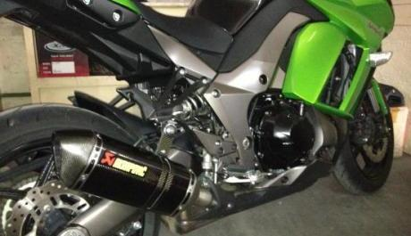 2013 Kawasaki Ninja 1000 AT photo