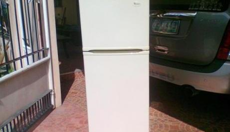 Whirlpool 2 Door Refrigerator photo