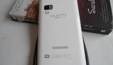Samsung Galaxy S Wifi 5.0 photo