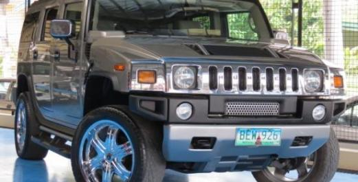 2004 HUMMER H2 with Chrome & Entertainment photo