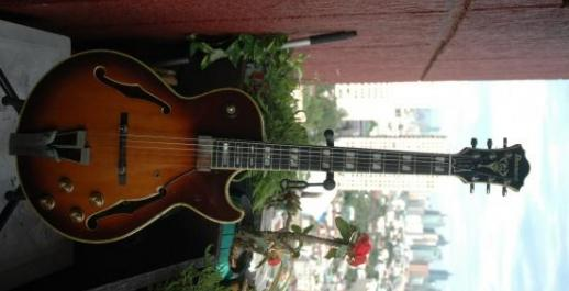 1979 IBANEZ JAZZGUITAR GB 10 George Benson photo