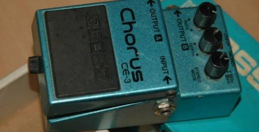 CE-3 Rare JAPAN-Vintage BOSS Guitar Effect Super Chorus photo
