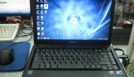 Toshiba Satellite Pro L510 core 2 duo photo