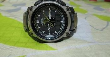Casio Protek Japan Made Tough Solar Triple Sensor photo