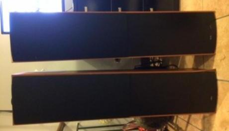 Wharfedale Crystal 40 Floor Speakers photo