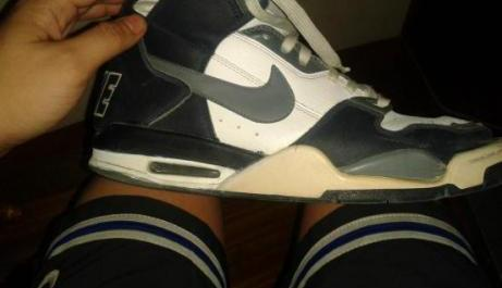 1989 Nike Air Flight Authenthic photo