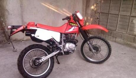 honda xr 200 photo
