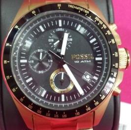 Fossil Gold Watch CH2610 photo