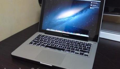 MacBook Pro 13inch Core i5 photo