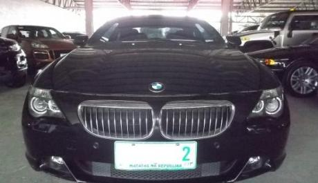 2005 BMW 645ci photo