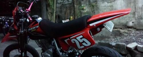 Honda Xr200 Motard photo