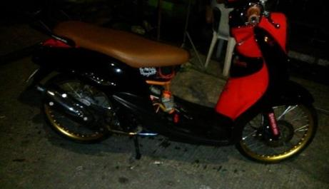 for sale Mio Soul 08 converted to fino photo