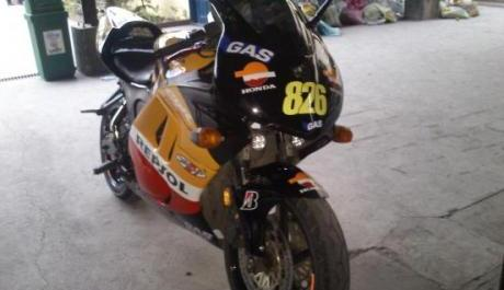 honda cbr 600cc 2007 model photo