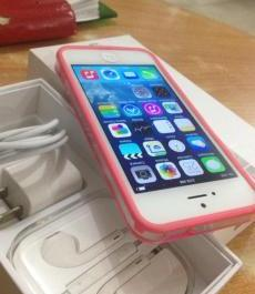 Iphone 5 16GB White Globe Complete LTE photo