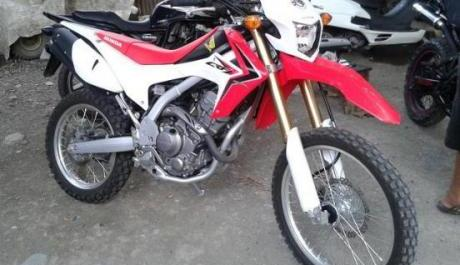 Honda CRF250L photo