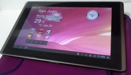 Asus TF101 Transformer Tablet photo