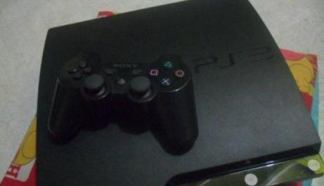 Ps3 Slim 320gb Jailbreak photo