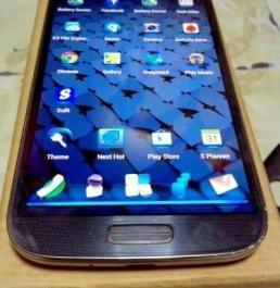 Samsung galaxy s4 LTE i9505 photo