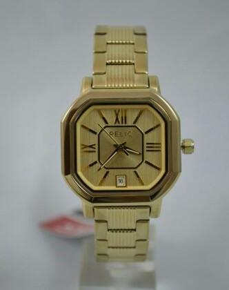 Relic by Fossil Gold Tone Auburn Stainless Steel Watch photo