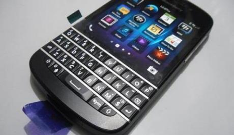 blackberry q10 SQN100-3 openline